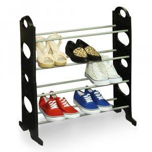 Надграждаем 4-редов стелаж за обувки, 64 х 64 х 20 см