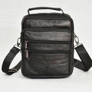 Мъжка чанта ЕСТЕСТВЕНА кожа, 6253