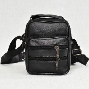 Мъжка чанта ЕСТЕСТВЕНА кожа BLACK STYLE, 6683