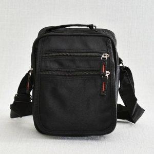 Мъжка спортна чанта ТЕКСТИЛ BLACK STYLE, 3381