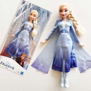 Оригинална кукла ЕЛЗА от Замръзналото кралство 2, лукс подарък FROZEN 2