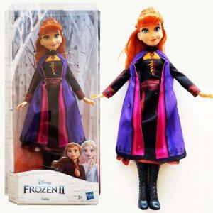Оригинална кукла Ана от Замръзналото кралство 2, лукс подарък FROZEN 2
