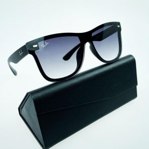 Слънчеви очила RAY BAN RB4388N PURPLE 601S/55, с ПОДАРЪК спортен кожен калъф MARC JOHN