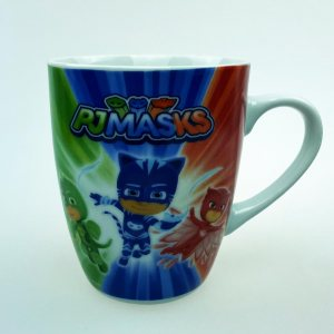 Керамична чаша Пи Джей Маскс 300 мл, PJ Masks