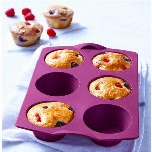 Сликонови формички за вкусните кексчета, които обожава цялото семейство, 6 форми