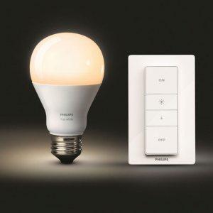 Вечна LED крушка най-висок клас PHILIPS 6W=32W, 2700K топла A60 FR,  с 15г. живот