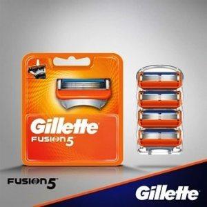 4 ножчета GILLETTE FUSION 5