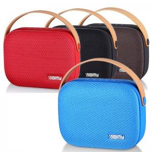 Твоята дамска чанта е мощна HiFi аудио система Aibimy MY550BT- bluetooth, MP3, microSD