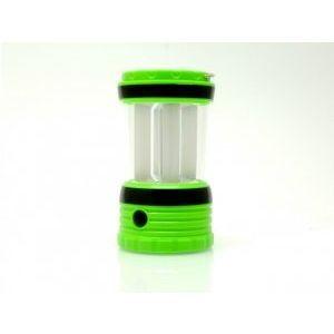 Мощна презареждаща се къмпинг лампа с вградени батерии 220V Т95
