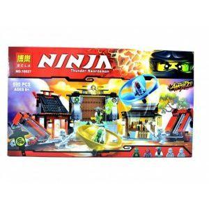 Ултра механизиран конструктор NINJA 10527 тип