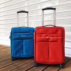 Най-добрият малък куфар за ръчен багаж, който си имал, 16 инча, К022 ORANGE,клас SAMSONITE