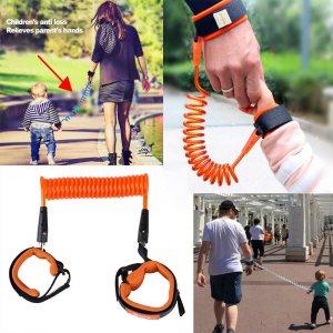 Защита срещу загубване на детето с Anti Lost Strap