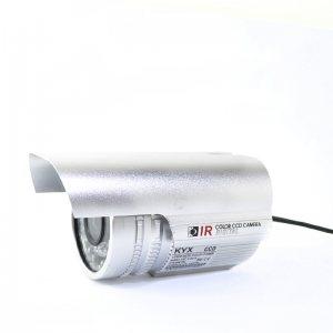 Видео камера за наблюдение KYX C-901A с метален корпус, 36 диода за нощно виждане