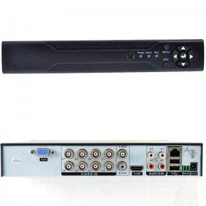 8 - канален цифров видеорекордер с H.264 компресия