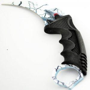 Уникален нож KARAMBIT DRAGON STEAL X-8