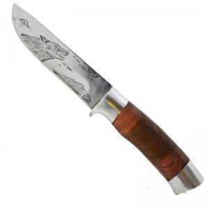 Руски ловен нож ВОЛК 1865
