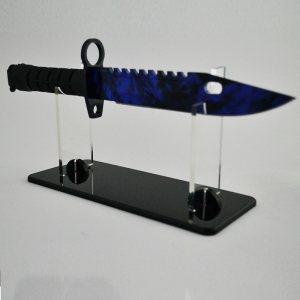 Бутикова настолна стойка за ножове