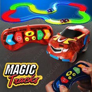Мощна и бърза количка NEW MAGICAL TRACKS сега с дистанционно управление