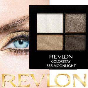 REVLON 555 MOONLIGHT четворни сенки за очи