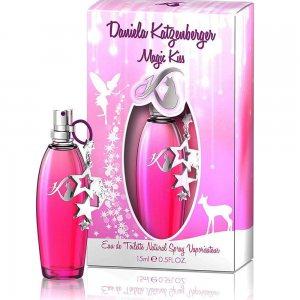 Дамски парфюм Daniela Katzenberger Magic Kiss, 15 мл.