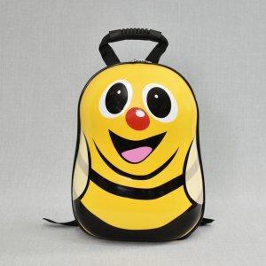 3D детска раница YELLOW BEE 31890, поликарбон, 3-8 г.