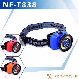 Двукомпонентен челник 3W + 1W NF-T838 - прожектор-лампа