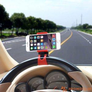 Универсална авто GSM стойка за волана CAR STEERINWHEEL HOLDER