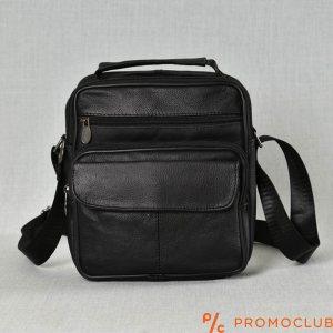 Мъжка чанта от естествена кожа 6609