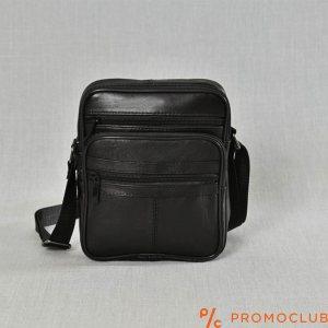 Мъжка чанта от естествена кожа 2-15