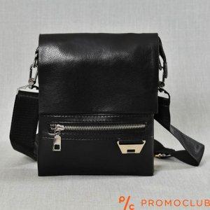 Мъжка чанта от еко кожа с три отделения 5069-2