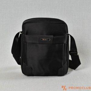 Мъжка чанта H.Q.C. от текстил 5-5618