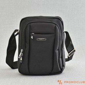 Мъжка чанта от текстил H.Q.C. 5-503