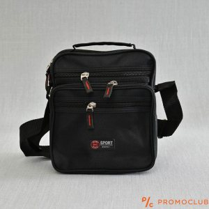 Удобна мъжка чанта от текстил ДН2011