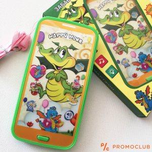Интерактивен детски смартфон на български ДРАКОН:  KID SMARTPHOBE DRAKO