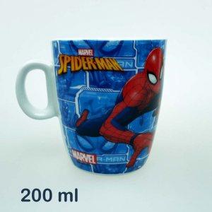 Керамична чаша СПАЙДЪРМЕН, 200 мл, SPIDERMAN