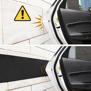 Предпазител за гаражна стена против удари от вратата на колата, 60 х 14 х 2см