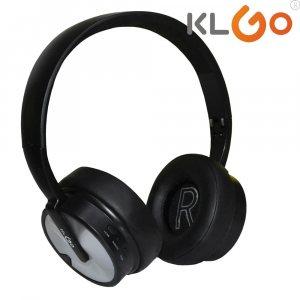 ТОП Bluetooth безжични слушалки KLGO B6 с AUX и USB кабел - качествен звук и преживяване