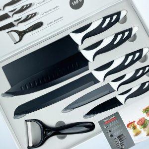 Уникална колекция кухненски ножове Swiss Chef Black edition - ограничено количество
